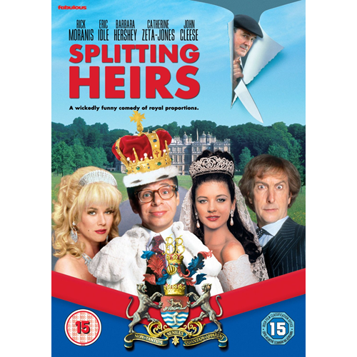 Splitting Heirs (UK-import) (DVD)