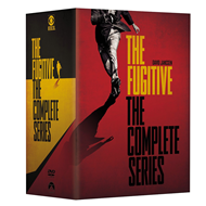 The Fugitive - The Complete Series (DVD - SONE 1)
