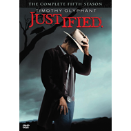 Justified - Sesong 5 (DVD)