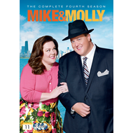 Mike & Molly - Sesong 4 (DVD)