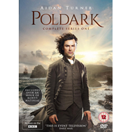 Produktbilde for Poldark - Sesong 1 (UK-import) (DVD)