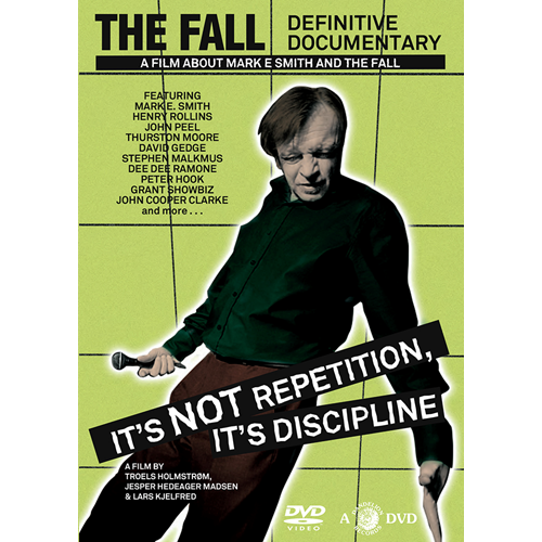 The Fall - It's Not Repetition, It's Discipline (DVD)
