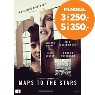 Produktbilde for Maps To The Stars (DVD)