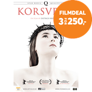 Produktbilde for Korsveien (DVD)
