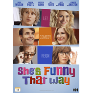 She's Funny That Way (DVD)