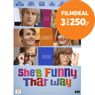 Produktbilde for She's Funny That Way (DVD)