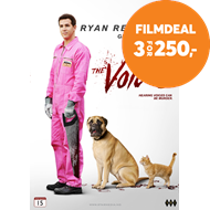 Produktbilde for The Voices (DVD)