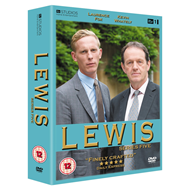 Lewis - Sesong 5 (UK-import) (DVD)
