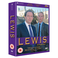 Lewis - Sesong 6 (UK-import) (DVD)