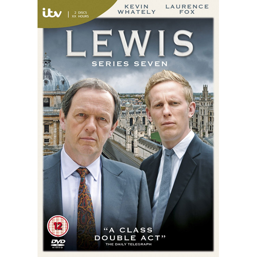 Lewis - Sesong 7 (UK-import) (DVD)