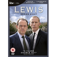 Lewis - Sesong 8 (UK-import) (DVD)