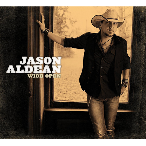 Jason Aldean - Wide Open Live And More (DVD)