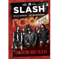 Produktbilde for Slash - Live At The Roxy 25.9.14 (UK-import) (DVD)