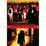 Without A Trace - Sesong 7 (DVD - SONE 1)