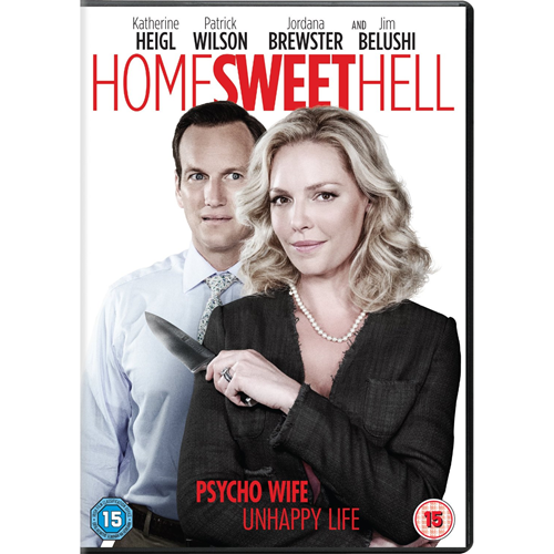 Home Sweet Hell (UK-import) (DVD)