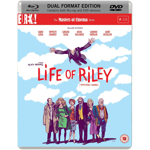 Life Of Riley (UK-import) (Blu-ray + DVD)