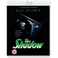 The Shadow (UK-import) (Blu-ray + DVD)
