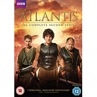 Atlantis - Sesong 2 (UK-import) (DVD)