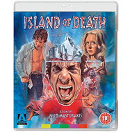 Island Of Death (UK-import) (Blu-ray + DVD)