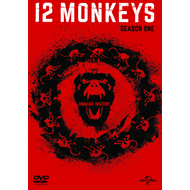 12 Monkeys - Sesong 1 (DVD)