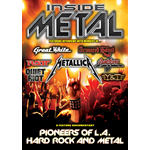 Inside Metal: Pioneers Of L.A. Hard Rock And Metal (DVD)
