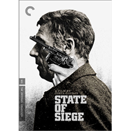 State Of Siege - Criterion Collection (DVD - SONE 1)