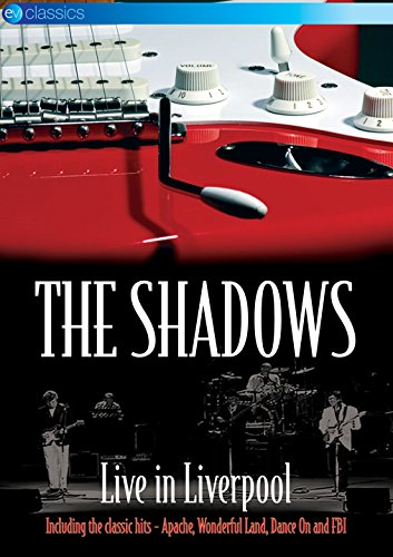The Shadows - Live In Liverpool (DVD)