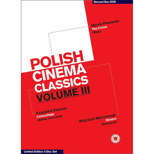 Polish Cinema Classics - Volume 3 (UK-import) (DVD)