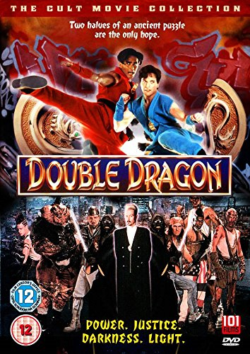 Double Dragon (UK-import) (DVD)