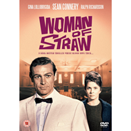 Woman Of Straw (UK-import) (DVD)