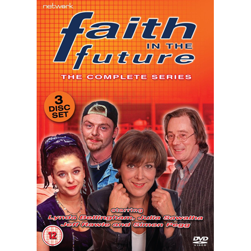 Faith In The Future - The Complete Series (UK-import) (DVD)