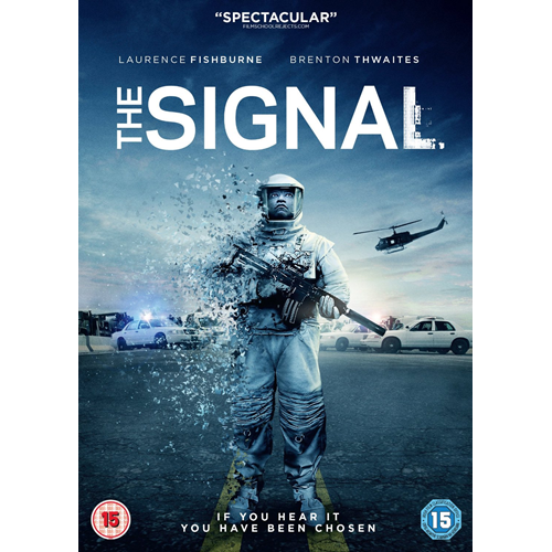 The Signal (UK-import) (DVD)