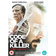 Code Of A Killer (UK-import) (DVD)