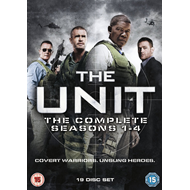 Produktbilde for The Unit - The Complete Seasons 1-4 (DVD)