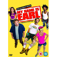 My Name Is Earl 1-4 - Complete Box (DVD)