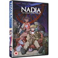 Nadia - The Secret Of Blue Water - Complete Collection (UK-import) (DVD)