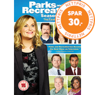 Parks & Recreation - Sesong 7 (UK-import) (DVD)