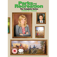 Parks And Recreation - The Complete Series (UK-import) (DVD)