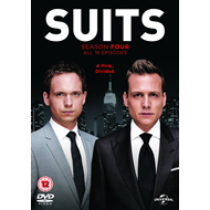 Suits - Sesong 4 (UK-import) (DVD)