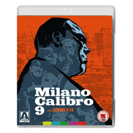 Milano Calibro 9 (UK-import) (Blu-ray + DVD)