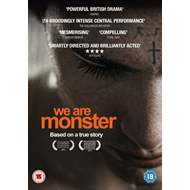 We Are Monster (UK-import) (DVD)