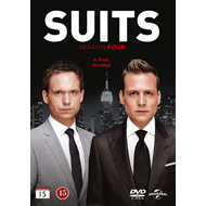 Suits - Sesong 4 (DVD)