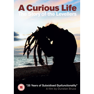Levellers - A Curious Life: The Story Of The Levellers (m/CD) (DVD)