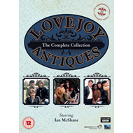 Lovejoy - The Complete Collection (UK-import) (DVD)