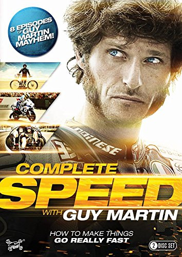 Complete Speed With Guy Martin (UK-import) (DVD)