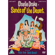 Sands Of The Desert (UK-import) (DVD)