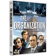 The Organization - The Complete Series (UK-import) (DVD)