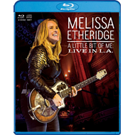 Melissa Etheridge - A Little Bit Of Me: Live In L.A. (m/CD) (DVD)
