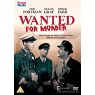 Wanted For Murder (UK-import) (DVD)
