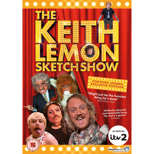 The Keith Lemon Sketch Show (UK-import) (DVD)